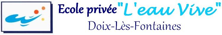 Ecole L'eau Vive Fontaines